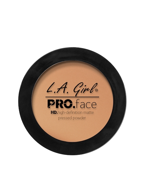 L.A. Girl Warm Honey HD Pro Face Pressed Compact Powder