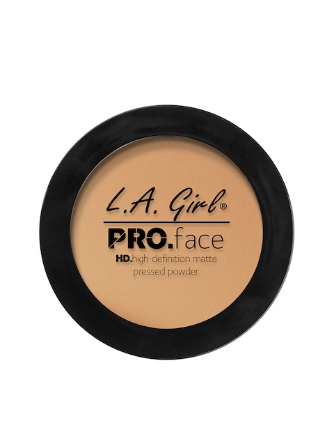 L.A. Girl GPP606 Buff HD Pro Face Pressed Compact Powder