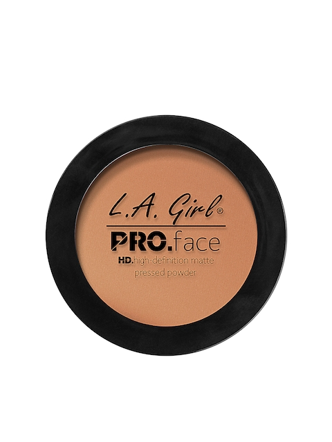 L.A Girl PRO Face Creamy Natural HD Pressed Powder Compact GPP604