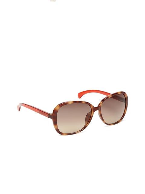 Calvin Klein Jeans Women Square Sunglasses 755 202 58 S