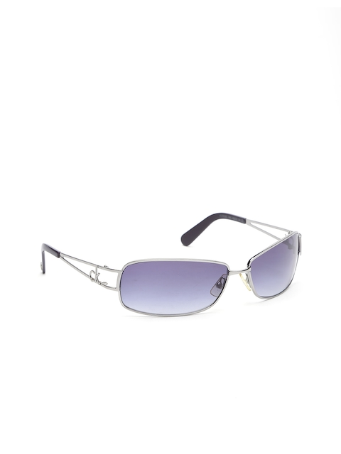 Calvin Klein Men Rectangle Sunglasses 2083 190 S