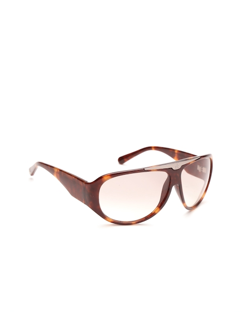 Calvin Klein Women Oval Sunglasses