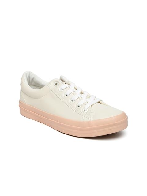 People Women Off-White Sneakers