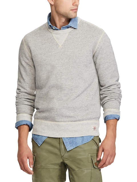 Polo Ralph Lauren Cotton-Blend-Fleece Sweatshirt