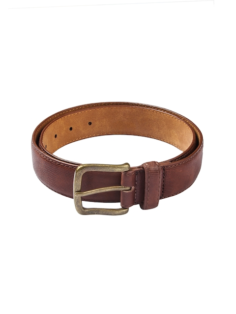 HAMILTON Men Brown Belt