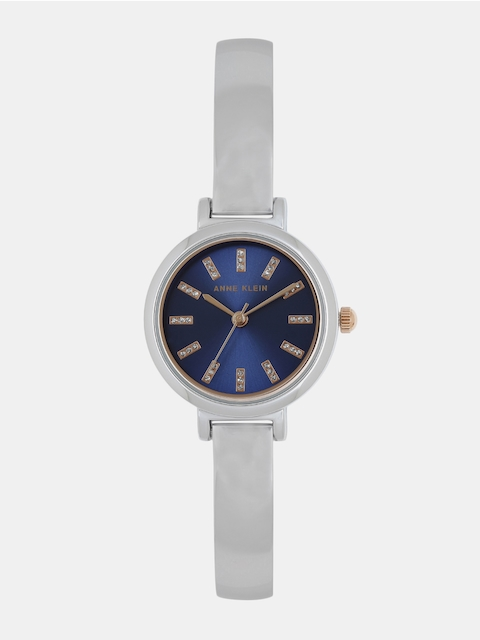ANNE KLEIN Women Navy Blue Analogue Watch AK2411NVRT