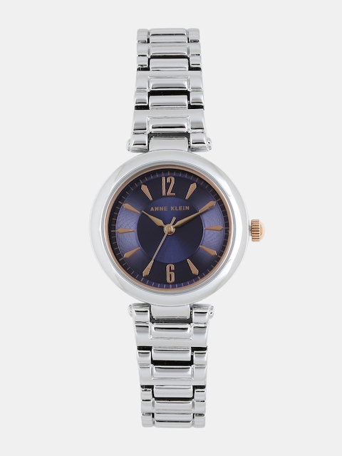 ANNE KLEIN Women Navy Analogue Watch AK2415NVRT