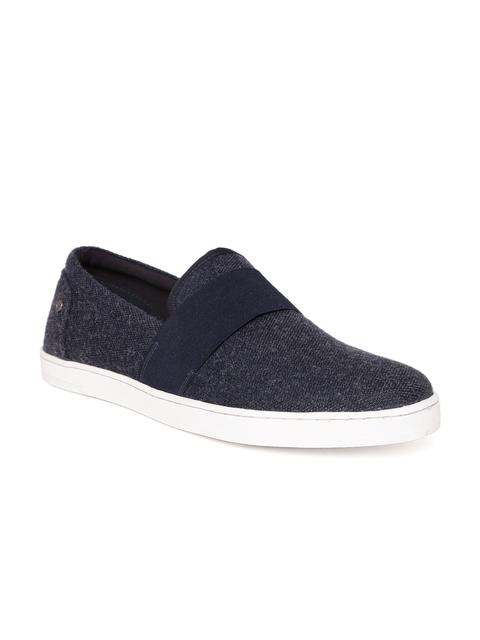 Allen Solly Men Blue Slip-On Sneakers