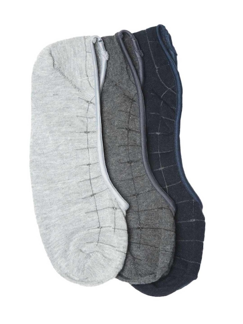 ether Men Pack of 3 Patterned Shoeliners