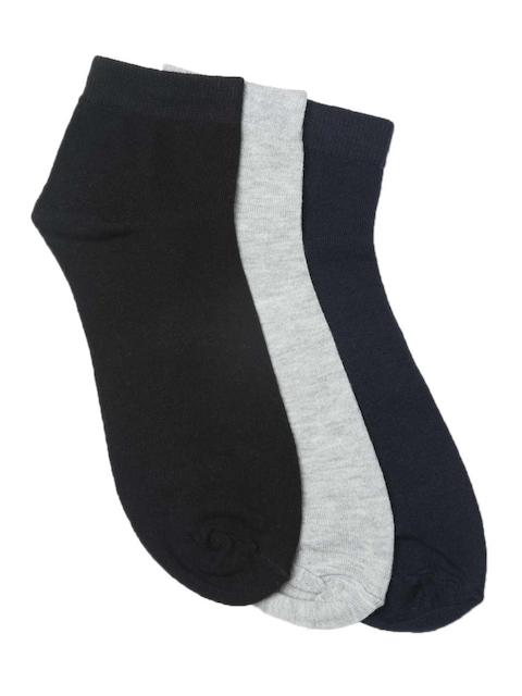 ether Men Pack of 3 Above Ankle-Length Socks