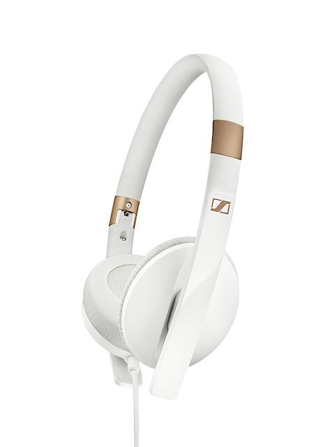 Sennheiser White HD 2.30G Headphones 506716