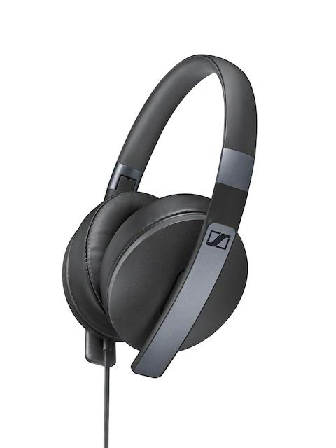 Sennheiser Black HD 4.20S Foldable Headphones with Mic