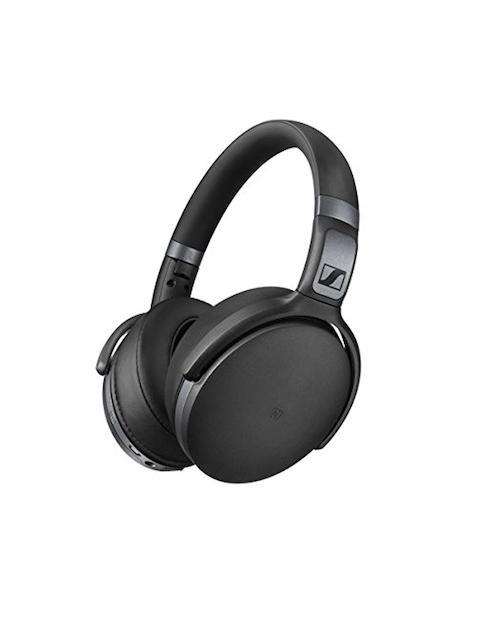 Sennheiser Black HD 280 PRO Foldable Headphones with Mic