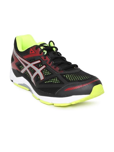 ASICS Men Black GL-FNDTN 12 (2E) Running Shoes