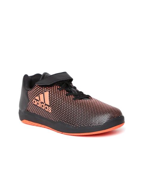 Adidas Kids Black Altaturf X K Training Shoes