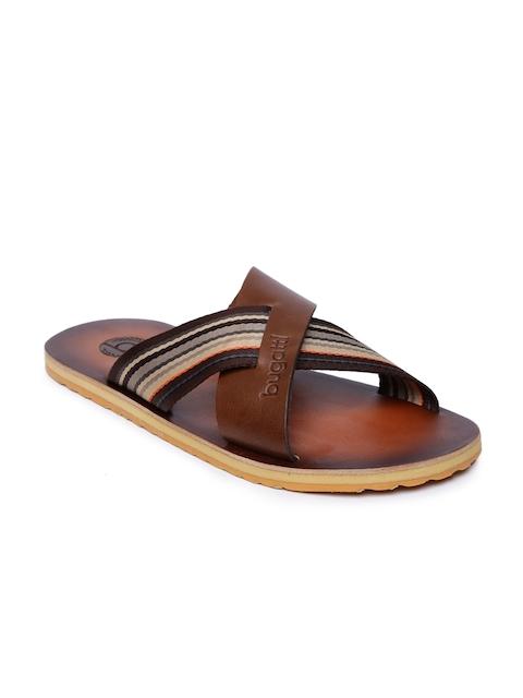 Bugatti Men Brown Murano Sandals