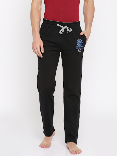Sweet Dreams Black Lounge Pants F-MP-0186
