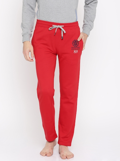 SDL by Sweet Dreams Red Lounge Pants F-MP-0186