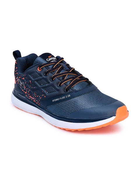Campus Men Freedom Navy Blue Running Shoes