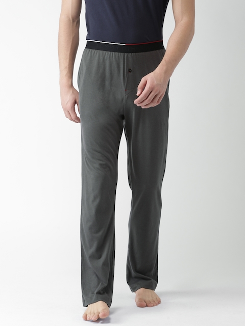 Tommy Hilfiger Men Grey Lounge Pants A7ABN108