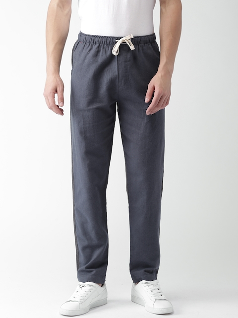 Tommy Hilfiger Navy & Charcoal Grey Lounge Pants A7ABN110