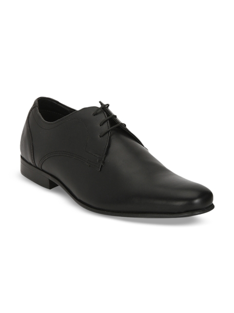 Bond Street By Red Tape Men Black Formal Derbys