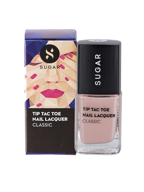 SUGAR Tip Tac Toe Classic Nail Lacquer - 003 Burn Your Beiges