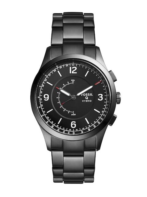 Fossil Men Grey Q Activist Hybrid Smart Watch FTW1207