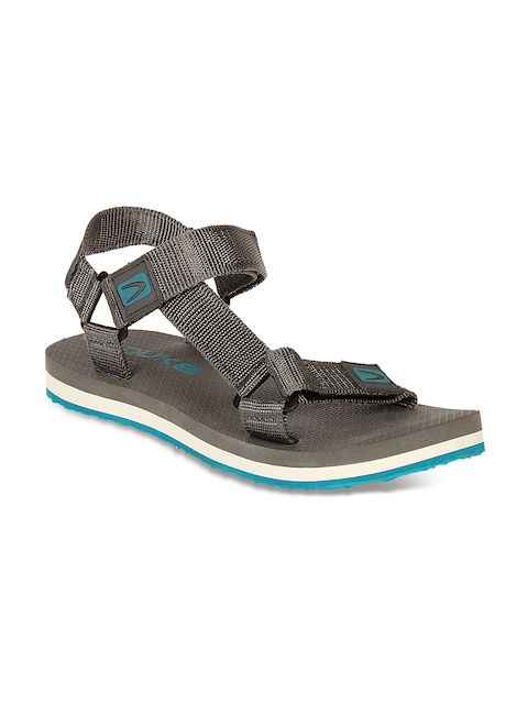Duke Men Grey Sandals