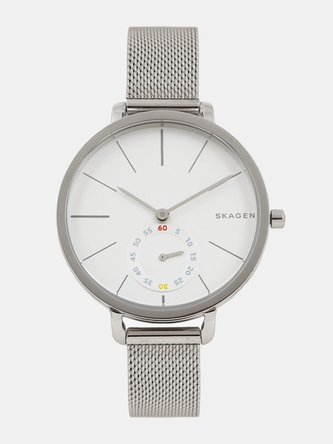 SKAGEN Women White Analogue Watch SKW2358