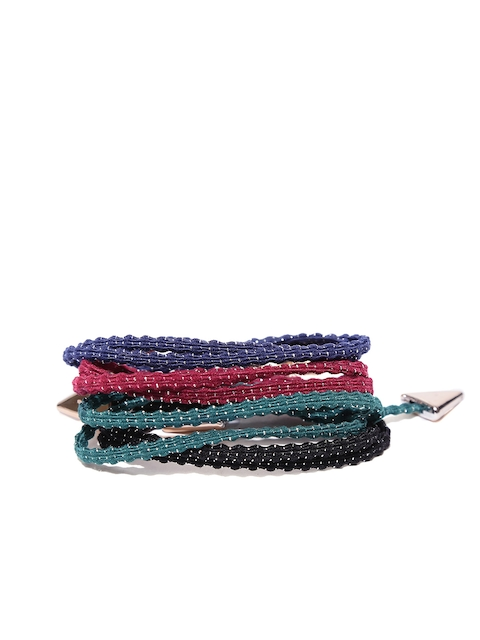 Accessorize Set of 4 Elasticated Hairbands