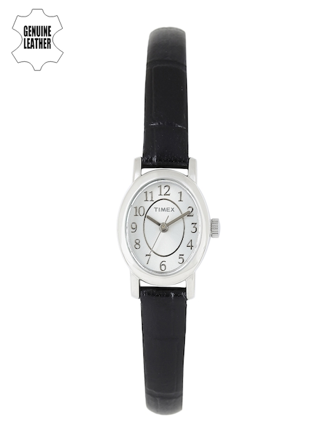 Timex Women Silver-Toned Analogue Watch TW2P60400_GD