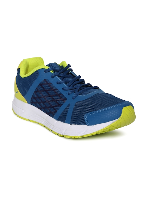 Puma Men Blue Sigma Running Shoes