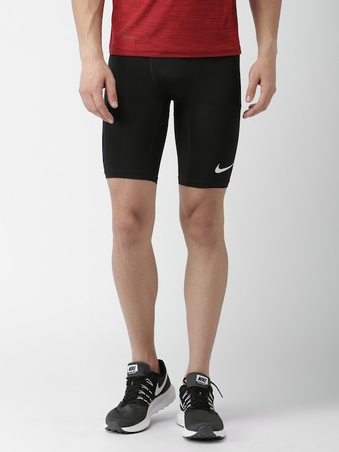 Nike Men Black AS M NP Training Tights
