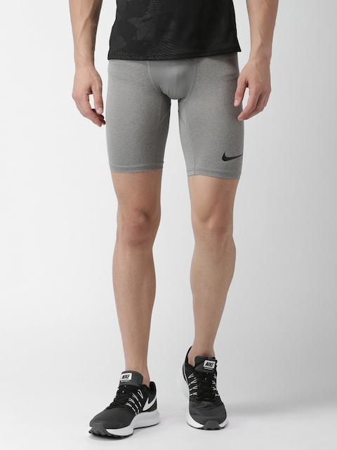 Nike Men Grey AS M NP Training Tights