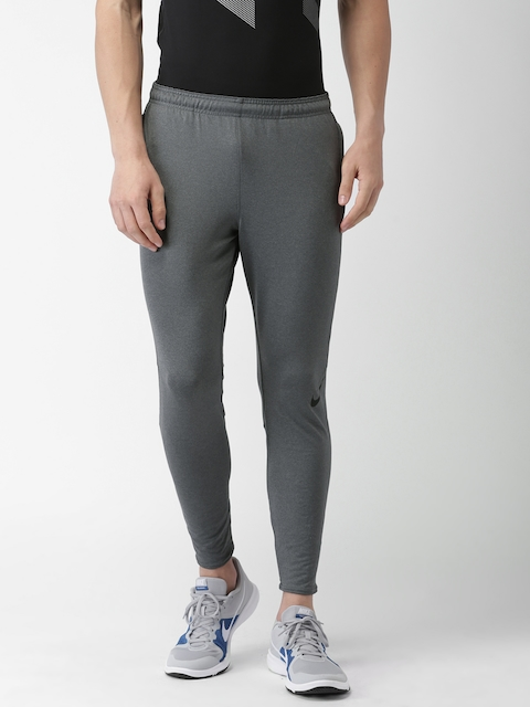 Nike Grey AS M NK FLX PANT ESSNTL WOVEN Tights