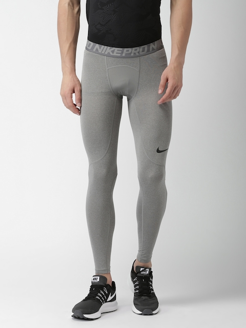 Nike Grey AS M NP Compression Tights