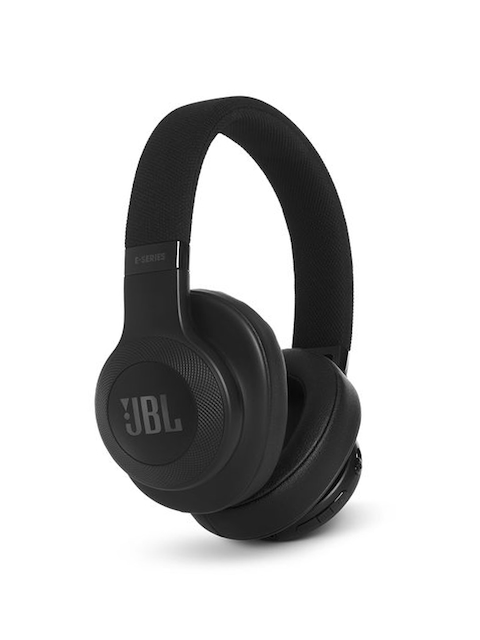 JBL Unisex Black On-Ear Headphones E55BT