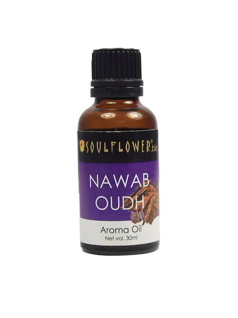 Soulflower Unisex Nawab Oudh Aroma Oil