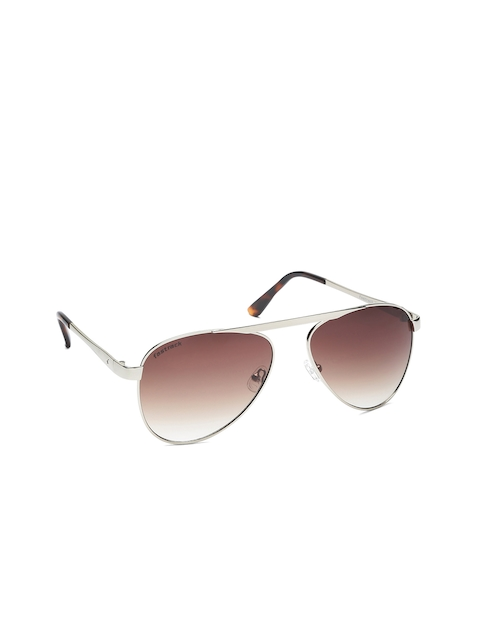 Fastrack Men Aviator Sunglasses M187BR3