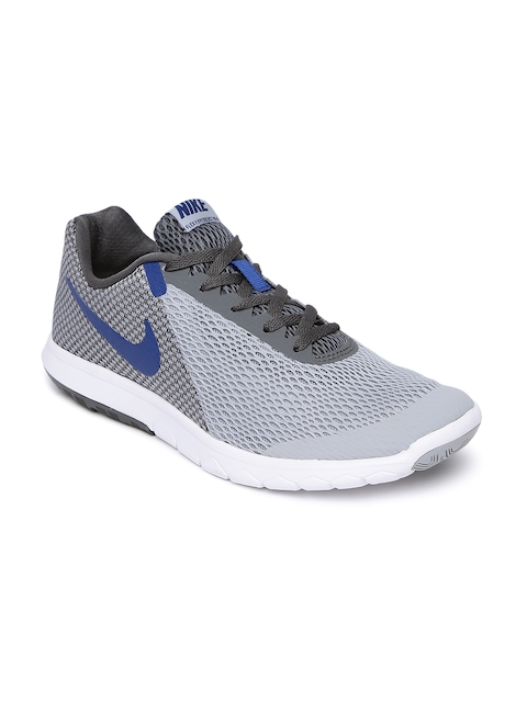 Nike Men Grey FLEX EXPERIENCE RN 6 Running Shoes