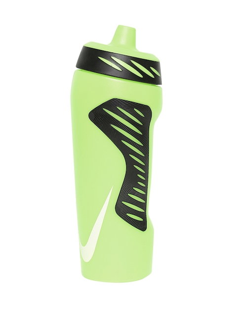 Nike Unisex Green & Black Hyperfuel Water Bottle