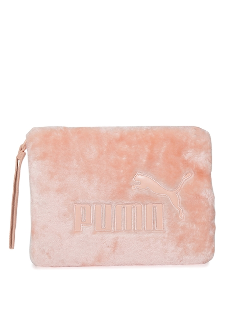 Puma Women Pink Pouch