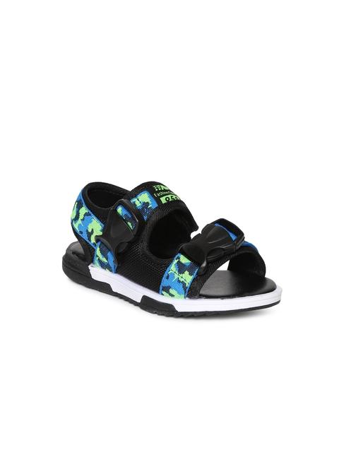 Kittens Boys Navy Blue Sandals