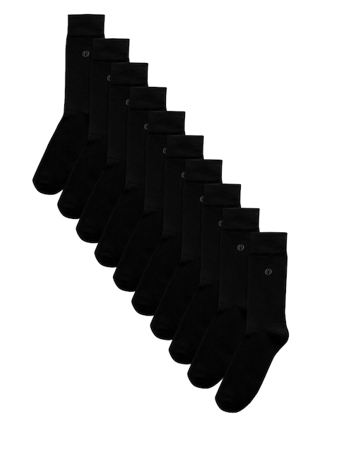 next Men Pack of 10 Above Ankle-Length Socks