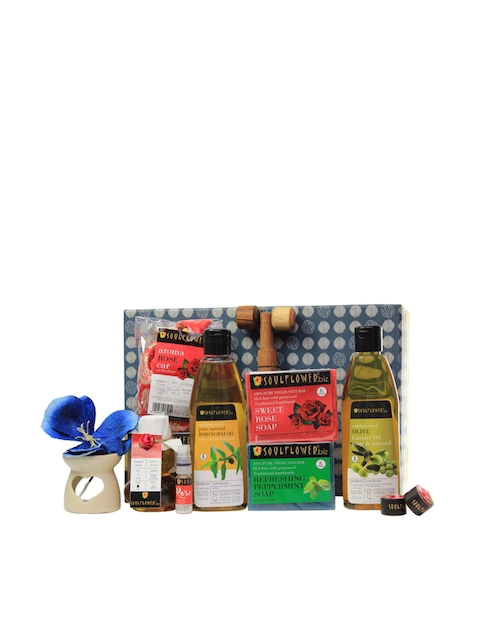 Soulflower His & Her Wedding Beauty Gift Set