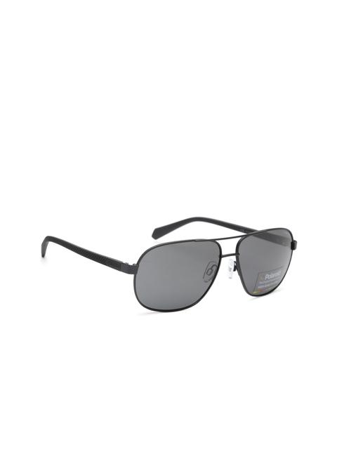 Polaroid Women Polarised Square Sunglasses 2059/S 003 60M9