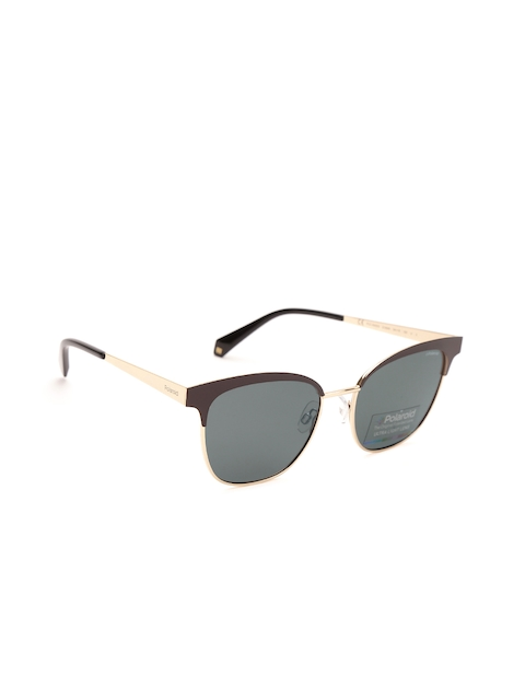 Polaroid Women Polarised Browline Sunglasses 4055/S 2O5 54M9