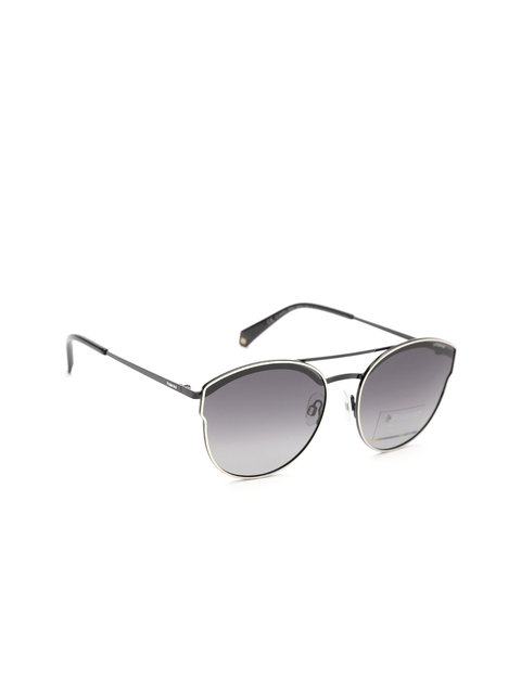 Polaroid Women Polarised Oval Sunglasses 4057/S J5G 60WJ