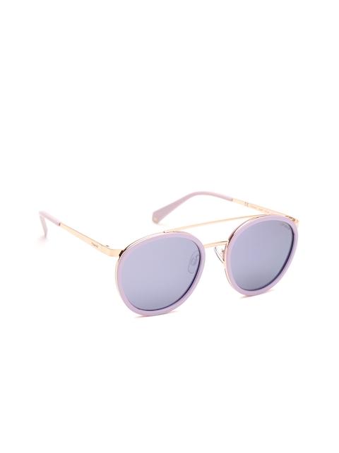 Polaroid Women Polarised Oval Sunglasses 6032/S 35J 53MF